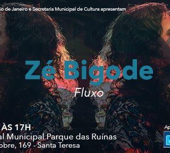 Fluxo – show Parque das Ruínas